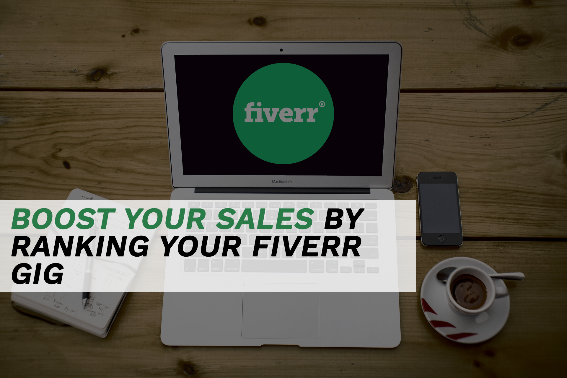 10 Outstanding Tricks to Rank Fiverr Gigs on First Page in